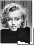 Portrait of Actress Marilyn Monroe at Home