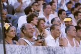 August 25  1960: Spectators at the 1960 Rome Olympics' Opening Ceremony