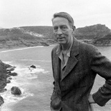 Poet Robinson Jeffers  Big Sur  California April 1948