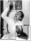 Alberto Sordi Eating Spaghetti