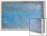 Waterloo Bridge, Brouillard, Pastel on Blue Paper 1901 Acrylique par Edgar Degas