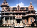 December 1946: Victorian House in Port of Spain  Trinidad