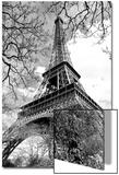 Tour Eiffel I Acrylique par Philippe Hugonnard