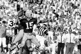 Quarterback Bart Starr of Green Bay Packers at Super Bowl I  Los Angeles  CA  January 15  1967