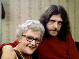 Joe Cocker with His Mother Marjorie 1970