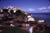 Slums of Salvador  State of Bahia  Brazil