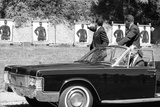 Secret Service Agents in Training  National Aboretum  Washington DC  1968