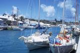 July 1973: Sailing in Bermuda