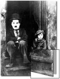 "Charlie Chaplin  Jackie Coogan ""The Kid"" 1921  Directed by Charles Chaplin"