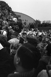 Spectators at the Minnesota- Iowa Game  Minneapolis  Minnesota  November 1960