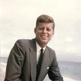 Senator John F Kennedy Portrait  1957