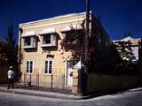 December 1946: an 18th-Century George Washington House on Upper Bay Street in Bridgetown  Barbados