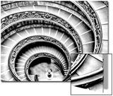 Escalier en colimaçon Acrylique par Andrea Costantini
