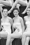 First Miss Universe Contest  Miss Hong Kong Judy Dan  Long Beach  CA  1952