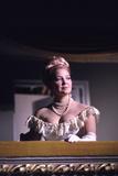 1965: Actress Irina Skobtseva Filming a Scene from 'War and Peace'  Russia