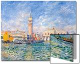 Venice, (The Doge's Palace), 1881 Acrylique par Pierre-Auguste Renoir