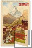 Zermatt  c1900