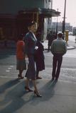 Advertising Copywriter Elizabeth Basset Burton  St Louis  Missouri  1958