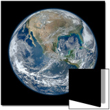 Earth Taken From Suomi NPP, NASA's Earth-observing Satellite Acrylique par NASA