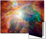 Nébuleuse d'Orion Acrylique par Stocktrek Images