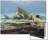 The Polar Sea (The Failed Hope)  about 1823/24