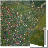Italian Garden Landscape  1917