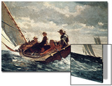 Breezing Up (A Fair Wind)  1876