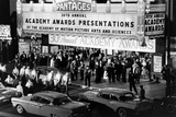 Valet Attendants Ready to Park Celebrities' Cars  30th Academy Awards  Los Angeles  CA  1958