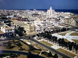 December 1946: View of Havana Looking West from the Hotel Nacional  Cuba