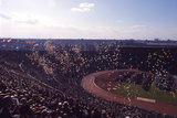 Opening Ceremony View of the Track and Field Stadium of the 1964 Tokyo Summer Olympics  Japan