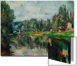 Bridge Over Ther Marne at Creteil  1888