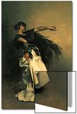 La danseuse espagnole, étude pour «El Jaleo»,1882 Acrylique par John Singer Sargent