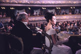 1965: Actress Lyudmila Saveleva as Natasha Rostova in a Scene from the Film 'War and Peace'  Russia
