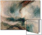 Snowstorm at Sea  1842