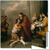 The Return of the Prodigal Son  1667/70