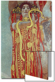 Hygieia  Detail from Medicine  1900-1907