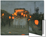 The Lantern Parade c1918