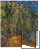 Bend in the Forest Road  1902-1906