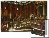 The Visit of the Queen of Sheba to King Solomon  1890