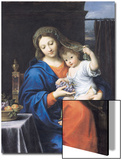 The Virgin of the Grapes  1640-50