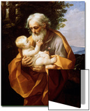 Saint Joseph with Infant Christ  1620S