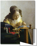 The Lacemaker  1669-70