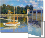 The Bridge at Argenteuil  1874