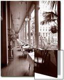 The Veranda at the Park Avenue Hotel  1901 or 1902