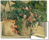 Still Life with Petunias  about 1885