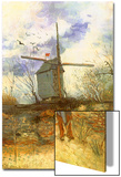 The Windmill  1886