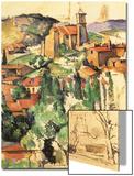 Village of Gardanne  1885