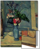 The Blue Vase  1889-90
