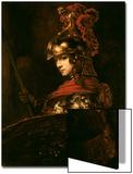 Pallas Athena Or  Armoured Figure  1664-65