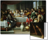 The Marriage Feast at Cana  C1665-75